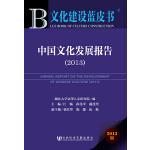 文化建设蓝皮书:中国文化发展报告(2013)