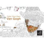 【预订】Color Your Own Van Gogh
