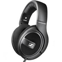森海塞尔(Sennheiser)HD 569 HD569封闭包耳式线控通话耳机 黑色 HD518升级版