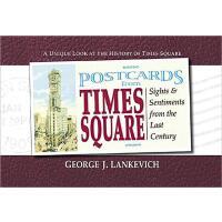 预订 Postcards from Times Square: Sight and Sentiments from t