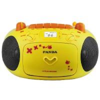 熊猫CD201 CD机幼教机胎教机录音机磁带面包机收录收音机卡通款学习好礼物!