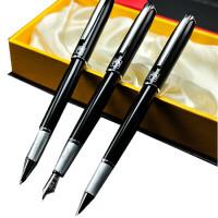 毕加索钢笔916正品商务办公*女生小学生用书法练字刚笔礼盒装