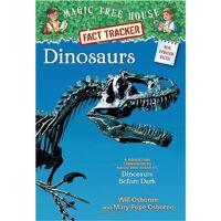 神奇树屋 英文原版 Dinosaurs (Magic Tree House Research Guide)