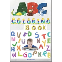 预订 ABC coloring book: Alphabet coloring book for kids ages
