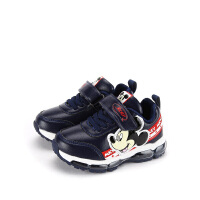 【159元任选2双】迪士尼童鞋男童秋季休闲运动鞋潮流老爹鞋小童 S731011