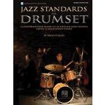 【预订】Jazz Standards for Drumset: A Comprehensive Guide to Au