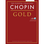 预订 Chopin Gold: The Essential Collection: Piano Solo Book w
