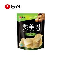 韩国进口食品 农心 秀美薯片(洋葱味)85g一袋