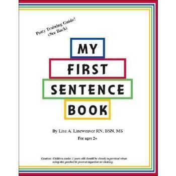 【预订】My First Sentence Book 预订商品,需要1-3个月发货,非质量问题不接受退换货。