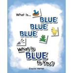 预订 What Is Blue Blue Blue-What Is Blue to You [ISBN:9781682