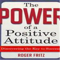 THE POWER OF A POSITIVE ATTITUDE-BCC( 货号:2000017514703)