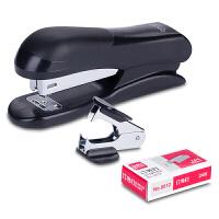 得力0355 订书机组合套装 统一订书机 订书机+订书钉+起钉器