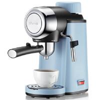 小熊(Bear)意式咖啡机家用商用全半自动蒸汽式煮咖啡壶 KFJ-A13H1