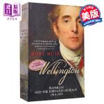 【中商原版】威灵顿:滑铁卢与和平的命运1814�C1852 英文原版 Wellington: Waterloo and