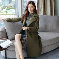 新款时髦套装裙两件套秋冬小香风时尚名媛毛呢外套鱼尾裙女
