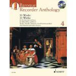 预订 Baroque Recorder Anthology, Vol. 4: 23 Works for Alto Re