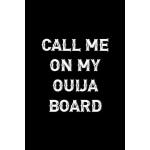预订 Call Me On My Ouija Board: Custom Interior Grimoire Spel