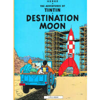 The Adventures of Tintin: Destination Moon 丁丁历险记・奔向月球 ISBN