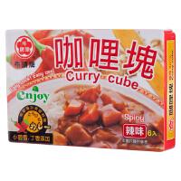 [当当自营] 台湾地区进口 牛头牌 咖喱块(辣味) 66g