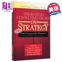 【中商原版】波士顿咨询集团战略 英文原版 Carl W. Stern 进口图书 经济与管理 商业财富