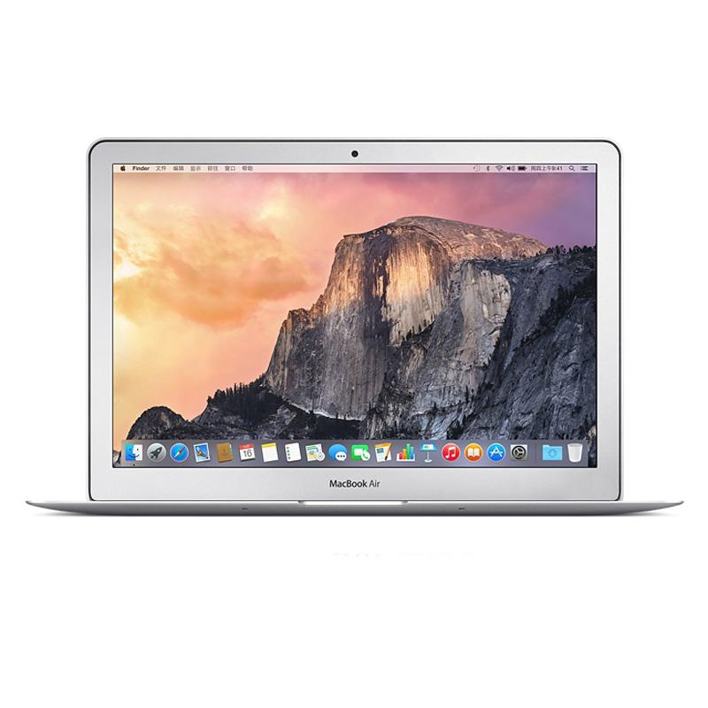 苹果(Apple)MacBook Air 15年款MJVM2CH/A 14年款MD711CH/B 11.6英寸笔记本(Corei5/4GB/128GB闪存)