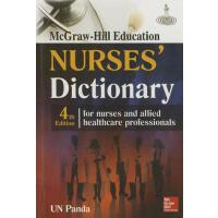 预订 McGraw-Hill Nurse's Dictionary [ISBN:9780071845489]