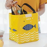 保温袋 女士加厚铝箔保温袋2020年新款韩版气质时尚百搭女式防水饭盒袋保温包