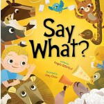 预订 Say What? [ISBN:9781416986942]
