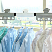防风衣架晾衣杆大夹子强力衣夹晾晒架晾衣夹晾晒干卡扣