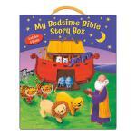 【预订】My Bedtime Bible Story Box: Includes 6 Books