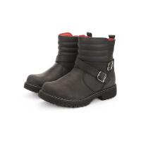 【159元任选2双】暇步士童鞋女童靴子 P60524 P60526 DP9208