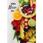 """预订 Hello New Me: Small Lined Ruled A5 Notebook (6""""x9"""") Weig"""