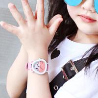 儿童手表女孩男孩小学生表可爱石英表卡通小孩女童女生防水电子表