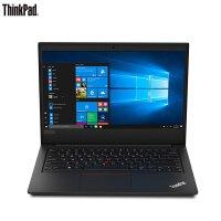联想ThinkPad E495(0VCD)14英寸笔记本电脑(锐龙 R7 3700U 8G 512GSSD FHD W