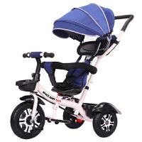 儿童三轮车1-6岁2自行车婴儿幼儿推车脚踏车子小孩童车宝宝手推车