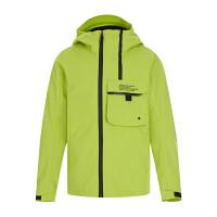 探路者童装秋冬新款二合一防风保暖冲锋衣