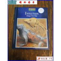 【二手9成新】Evolution: Change over Time