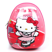 ZY儿童礼物儿童书包玩具收纳背包 大头KT猫 hello kitty图形包