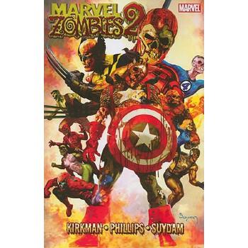 【预订】Marvel Zombies 2 预订商品,需要1-3个月发货,非质量问题不接受退换货。