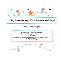 【预订】USA, Democracy, the American Way