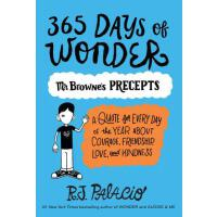 预订 365 Days of Wonder: Mr. Browne's Precepts [ISBN:97803995