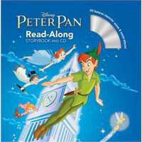 Peter Pan Read-Along Storybook and CD小飞侠彼得潘 英文原版