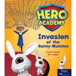 预订 Hero Academy: Leveled Reader Set 7 Level K Invasion of t