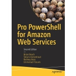 预订 Pro Powershell for Amazon Web Services [ISBN:97814842484