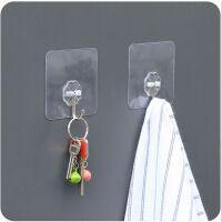 创意吸盘挂钩强力浴室门后墙壁粘胶壁挂免钉无痕承重粘钩