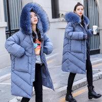 2019冬季新款棉衣孕后期中长款韩版宽松棉袄孕妇冬装外套