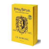 英文原版 哈利波特 Harry Potter and the Philosopher's Stone - Hufflep
