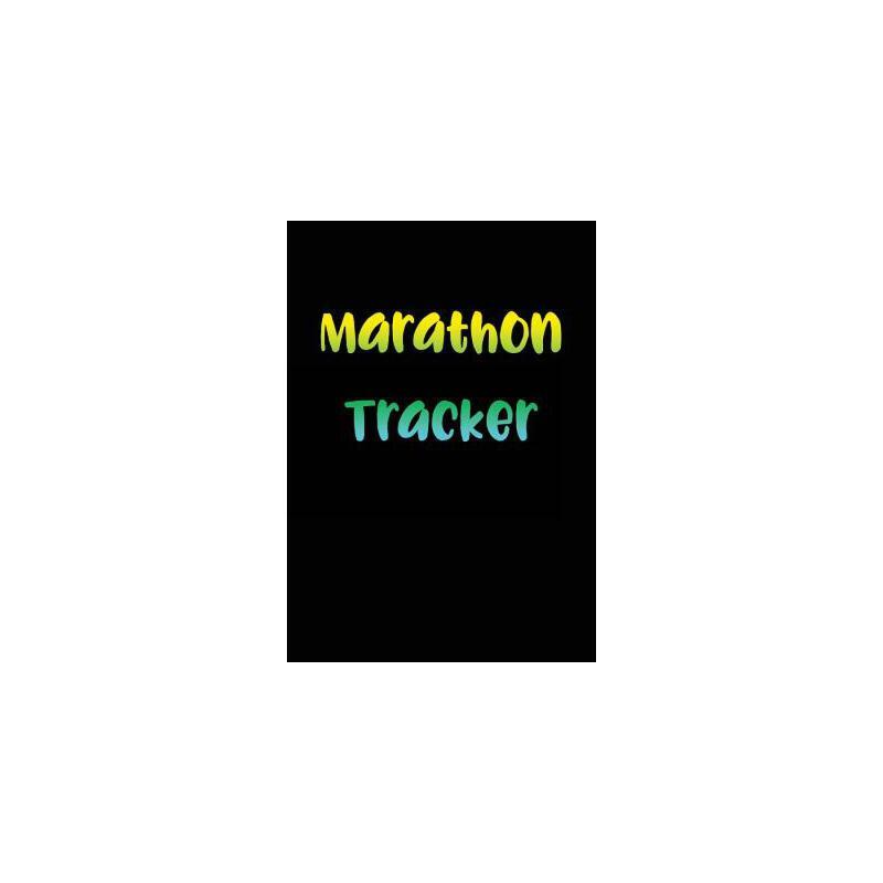 预订 Marathon Tracker: Race Keepsake Notebook Diary [ISBN:9781979369169] 美国发货无法退货 约五到八周到货