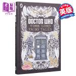 【中商原版】神秘博士:时间领主的童话 英文原版 Doctor Who: Time Lord Fairy Tales B