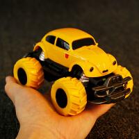 玩具儿童遥控汽车男孩擎天柱大黄蜂甲壳虫充电赛车3-6岁
